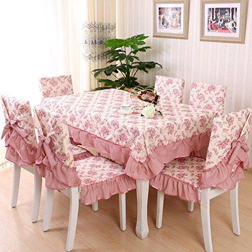 Fleurs Rectangulaires Nappes 150 * 200cm 130 * 180cm sont utilisés pour table à manger Table basse , 1 , 130*180cm