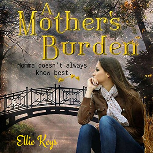 A Mother's Burden audiobook cover art