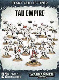 Games Workshop Warhammer 40,000 Start Collecting! Tau Empire