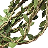 Chenkou Craft 10M Artificial Vine Fake Foliage...