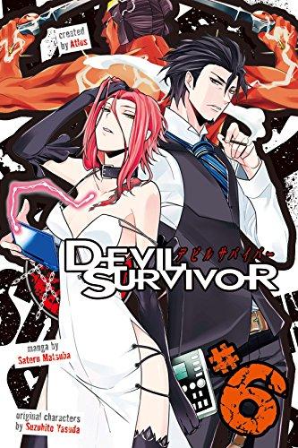 Devil Survivor Vol. 6 (English Edition)