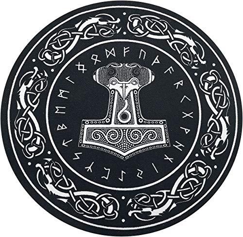 Thor's Hammer Teppich, 90 cm