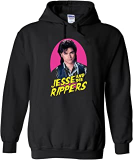 The Silo Black Jesse /& The Rippers Hooded Sweatshirt