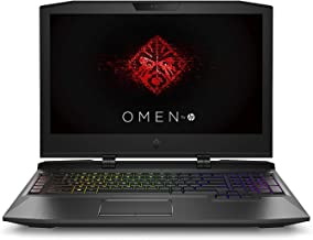 OMEN-X by HP 17-inch Gaming Laptop, FHD 120Hz IPS Display, i7-7820HK Quad-Core 2.90GHz, NVIDIA GTX 1080 8GB, 16GB RAM, 1TB HDD + 256GB SSD, 802.11ac, Bluetooth, Win10H, 17-ap020nr (Renewed)