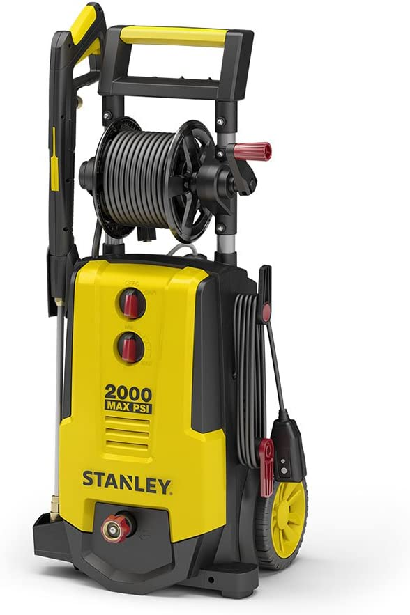 STANLEY SHP2000 Courier shipping price free Electric Power Washer Yellow Medium