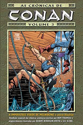 As crônicas de Conan - volume 03