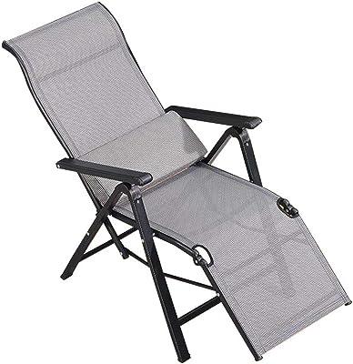 Amazon.com: Zero Gravity Silla de respaldo reclinable ...
