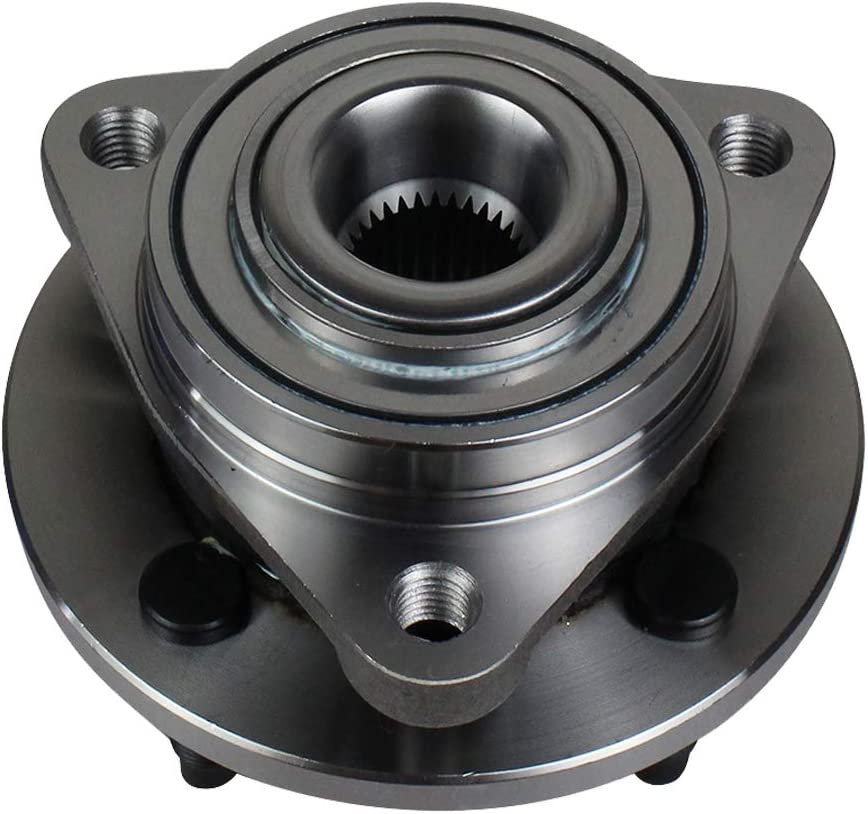 Autoround 4-Lug Non-ABS Front Wheel Online limited product and Assembly 513 Bearing Hub Milwaukee Mall