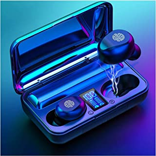 Wireless Earbuds | Bluetooth Earbuds | Wireless Headphones Bluetooth Earbuds | Wireless Ear Buds | in Ear HiFi Stereo Sound 24H Playtime with Charging Case with Mic