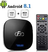 Sidiwen Android 8.1 TV Box F1 1GB RAM 8GB ROM Amlogic S905W