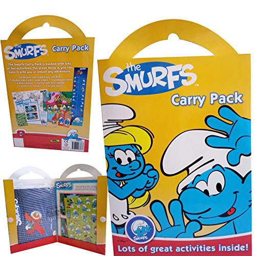 Anker los Pitufos Carry Pack, de plástico