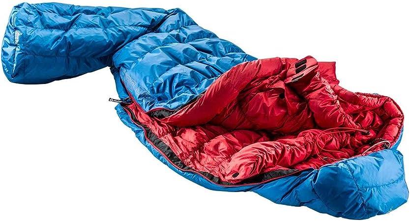 Deuter Astro Pro 600 L Vier-Jahreszeiten-Schlafsack Daune 200cm bay links