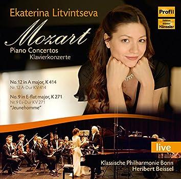 Mozart: Piano Concertos (Live)