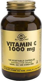 Solgar Vitamina C 1000 MG. 250 cápsulas Vegetales