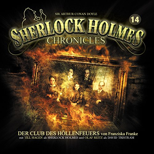 Der Club des Höllenfeuers audiobook cover art