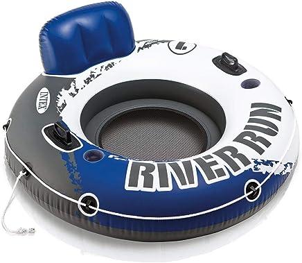 "Intex River Run I Sport Lounge, Inflatable Water Float, 53"" Diameter"