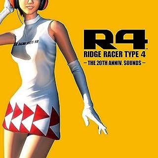 R4 -THE 20TH ANNIV. SOUNDS-