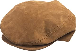 Roadmaster Driving Classic Leather Unique Ivy Caps Hat Dress