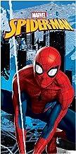 Carbotex Marvel´s Spiderman Handtuch 70×140 cm Baumwolle Strandtuch Badetuch..