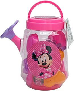 What Kids Want! Minnie Mouse Large Clear Watering Can (Filled)