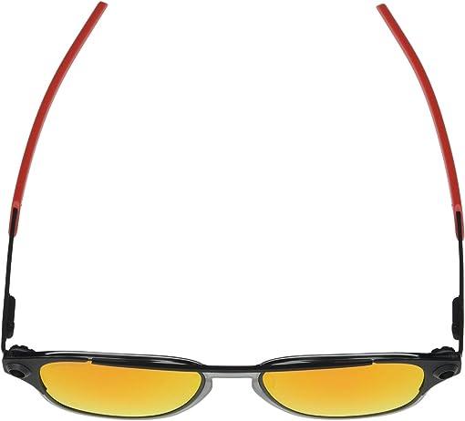 Matte Black Frame/Prizm Ruby Lens