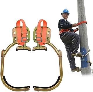 GBHJJ Stav klättring spikar, halkskydd träd krampon klättringshjälp, träd klättring artefakt är lätt att använda, används ...