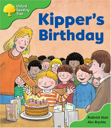 Oxford Reading Tree: Stage 2: More Storybooks: Kipper's Birthday: pack Aの詳細を見る