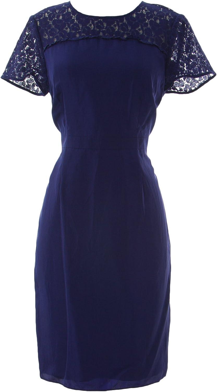 BODEN Women's Alegra Dress Royal Purple
