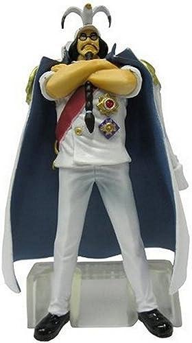 One Piece Marine Absolute Justice Figures w  Base-4  Fleet Admiral Sengoku