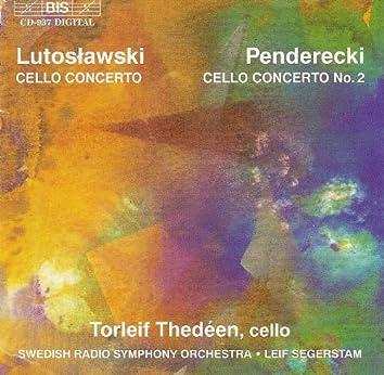 Lutoslawski: Cello Concerto / Penderecki: Cello Concerto No. 2