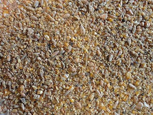 Bio Hühnerfutter 30 kg, vom Bio Hof - 3