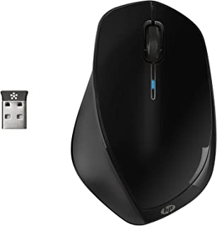 HP x4500 Wireless Mouse, Black