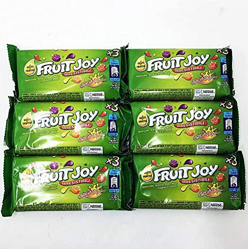 Fruit Joy Original caramelle 3x45g x6confezioni
