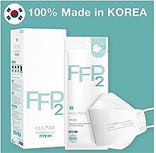 FFP2-ademhalingsmasker [25 St] / Gemaakt in Zuid-Korea/CE-gecertificeerd/Dermatest goedgekeurd/hygiënisch - individueel ve...