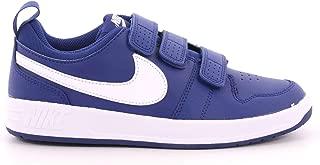 Nike Pico 5 (Gs), Unisex Kids' Sneakers, Blue (Deep Royal Blue/White), 6 UK (39 EU)