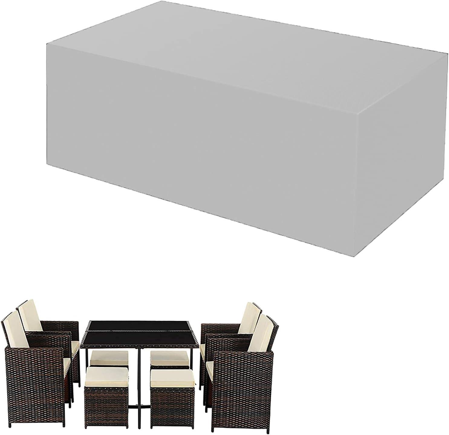 Garden Furniture Cover Heavy Oxford Sale special price Philadelphia Mall Furnitur Duty Cloth