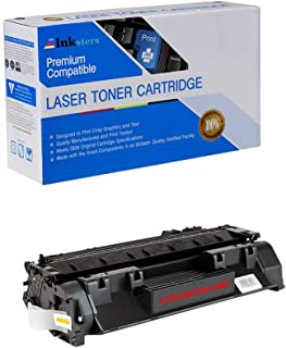 Inksters Compatible Toner Cartridge Replacement for HP 80A CF280A Black - Compatible with Laserjet Pro 400 M401A M401D M401DN M401DW M401N M425DN M425DW