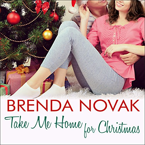 Take Me Home for Christmas audiobook cover art