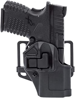 BLACKHAWK! SERPA CQC 410562BK-R CZ 75/75 SP01 SHADOW/85B RH BLACK MATTE