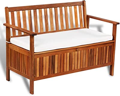 Peachy Amazon Com Tidyard Outdoor Wood Garden L Shape Corner Sofa Uwap Interior Chair Design Uwaporg