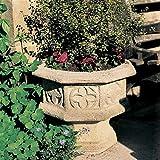 Jardinera Antigua de Piedra fundida - Valence