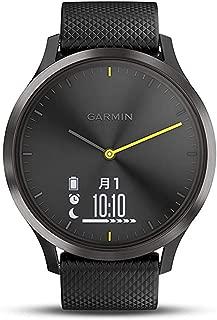 GARMIN(ガーミン) vivomoveHR Sport Black スマートウォッチ 活動量計 防水 【日本正規品】