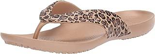 Women's Kadee Leopard Print Flip-Flop