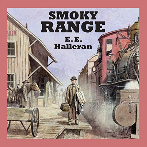 Smoky Range audiobook cover art