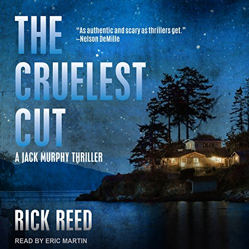 The Cruelest Cut audiobook cover art