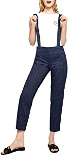 BCBGeneration Womens Linen Blend Striped Straight Leg Pants