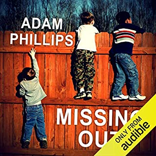 Missing Out audiobook cover art
