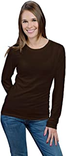 ONNO Women`s Long Sleeve Bamboo T-Shirt