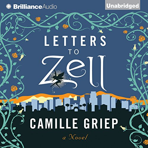 Letters to Zell audiobook cover art