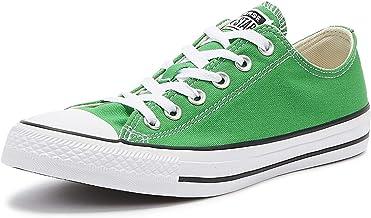 converse mujer verde kaki